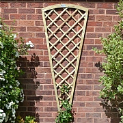 Forest Hidcote Lattice Fan Trellis
