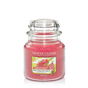 Yankee Candle Pink Dragon Fruit Medium Jar Candle