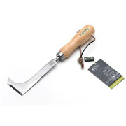 Burgon & Ball RHS Stainless Steel Block Paving Knife