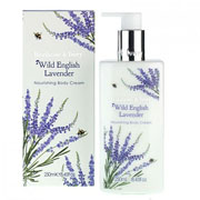 Wild English Lavender Nourishing Body Cream 250ml