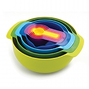 Joseph Joseph Nest 9 Plus Multi Colour