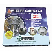 Wildlife World Infrared Colour Camera Kit