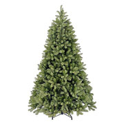 7.5ft Bayberry Spruce Feel-Real Artificial Christmas Tree