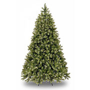 7.5ft Pre-Lit Bayberry Spruce Artificial Christmas Tree