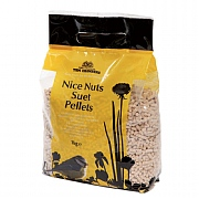 Tom Chambers Nice Nuts Suet Pellets 1kg