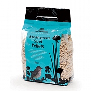 Tom Chambers Mealworm Suet Pellets 1kg