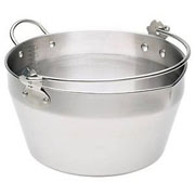 Steel Jam Making Pan 30cm