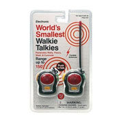 Smallest Walkie Talkie
