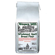 Wessex Mill Wholemeal Spelt Bread Flour 1.5kg