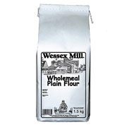 Wessex Mill Wholemeal Plain Flour 1.5kg