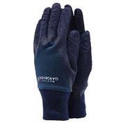 Mens Navy Master Gardener Gloves
