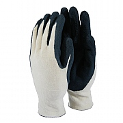 Town & Country Weed Master Navy Bamboo Gloves - Large