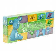 Beech's Milk Chocolate Teddy Bear's Picnic 100g