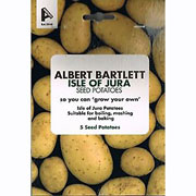 Taster Pack Albert Bartlett 'Isle of Jura' Maincrop Seed Potatoes