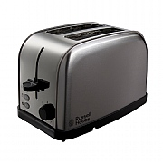 Russell Hobbs 18780 2-Slive Futura Toaster - Stainless Steel