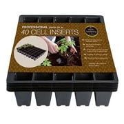 Professional 40 Cell Inserts (5)