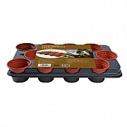 Garland Professional Growing Tray 12 x 11cm Pots