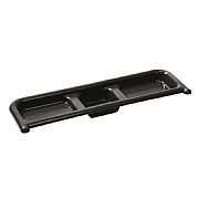 Garland Tidy Tray Shelf Black