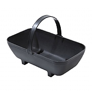 Garland Large Trug Planter Black