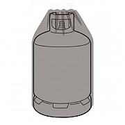 Gas Bottle Cover 7KG
