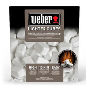 Weber Lighter Cubes - White