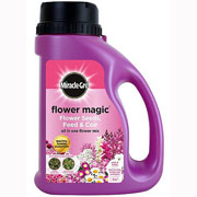 Miracle Gro Flower Magic 1kg - Pink and White