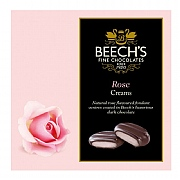 Beech's Dark Chocolate Rose Creams 90g