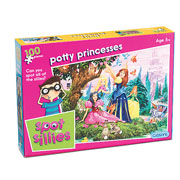 Potty Princesses Jigsaw