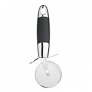 Masterclass Stainless Steel Soft Grip Pizza Cutter