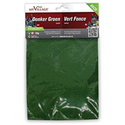 Dark Green Scatter Material 30g - Coarse