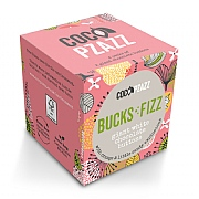 Bucks Fizz Giant White Chocolate Buttons 96g