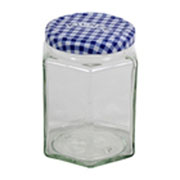 Kilner Hex Twist Top Jar 280ml
