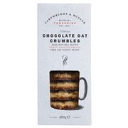 Chocolate Oat Crumbles 200g