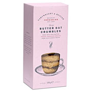 Cartwright & Butler Butter Oat Crumbles Biscuits 180g