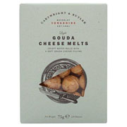 Cartwright & Butler Gouda Cheese Melts 75g