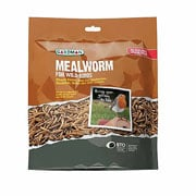 Mealworm Pouch For Wild Birds 400g