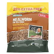 Mealworm For Wild Birds 1.5kg