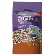 Mealworm Suet Treats