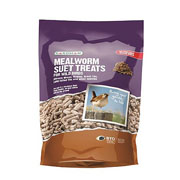 Mealworm Suet Treats For Wild Birds