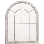 Arch Outdoor Mirror