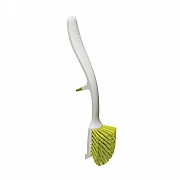 Joseph Joseph Edge Dish Brush White & Green
