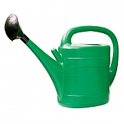 Plastic Watering Can 10L Green