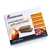 Landmann Match Type Lighting Blocks (Pack of 12)