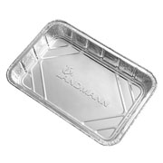 Landmann Aluminium Drip Pans Large (Pack of 10)