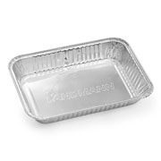 Landmann Aluminium Drip Pans Small (Pack of 10)