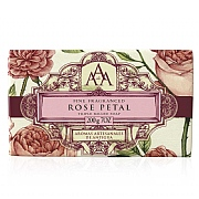 AAA Rose Petal Floral Soap Bar 200g