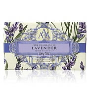 AAA Lavender Floral Soap Bar 200g