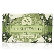 AAA Lily of the Valley Floral Soap Bar 200g