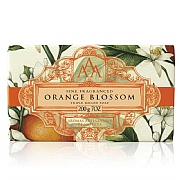 AAA Orange Blossom Floral Soap Bar 200g