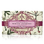 AAA White Jasmine Floral Soap Bar 200g